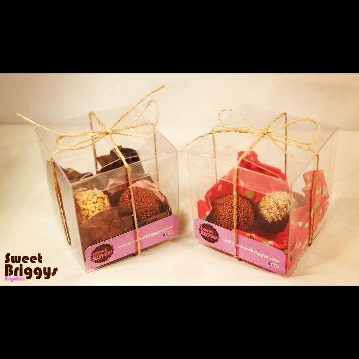 Christmas Special Edition: Briggys Favour Box 2un! #giftideas #gifts #sweet #brisbane #chocolate #sweetbirggys #yum