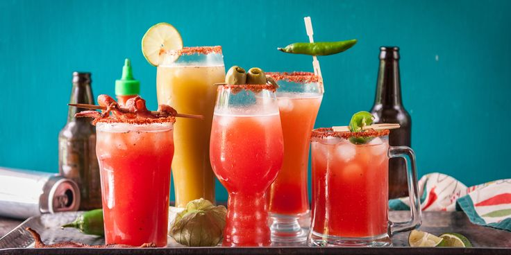 5 Ways to Level Up Your Michelada Game #cocktails #drinks #HappyHour #food #sun #lunch #bar #London
