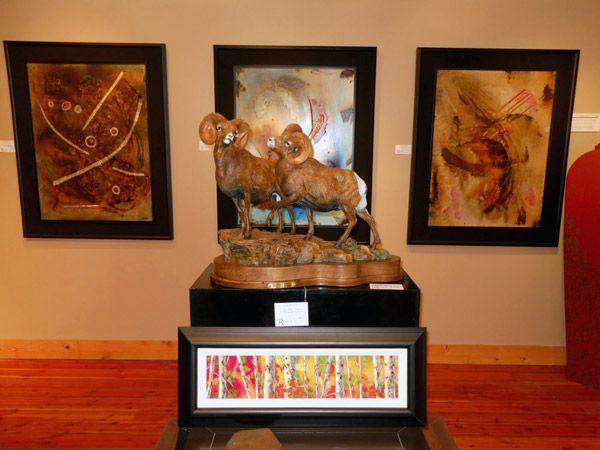 Rustica Gallery - Fine Art Gallery in Cochrane, Alberta