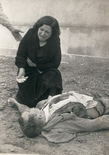 Spanish civil war (1936-1939) by photographer Agustí Centelles