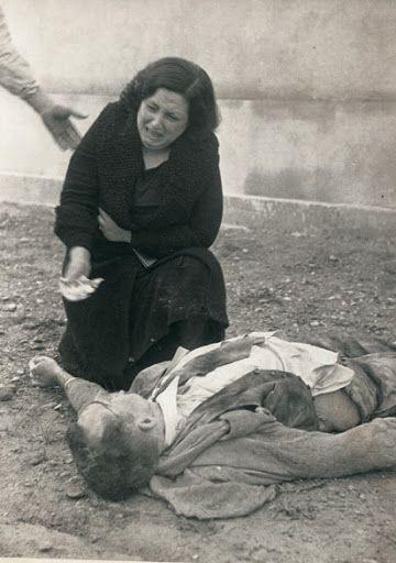 Spanish civil war (1936-1939) by photographer Agustí Centelles