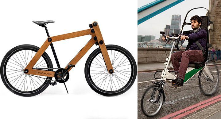 15 bicicletas raras, raras, raras…