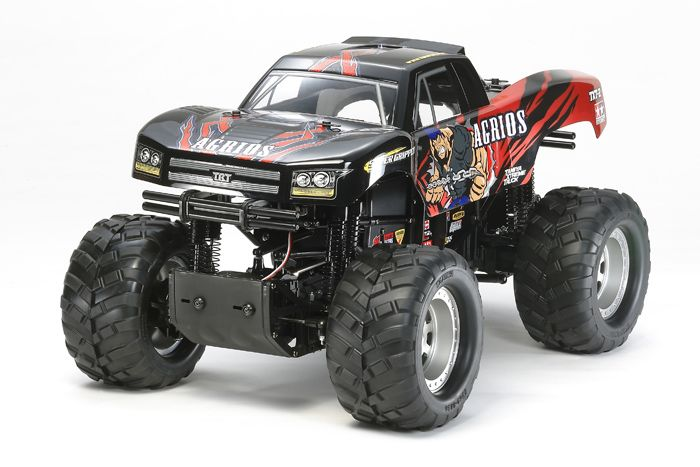 RC Agrios 4x4 Monster Truck http://www.tamiyausa.com/product/item.php?product-id=58549
