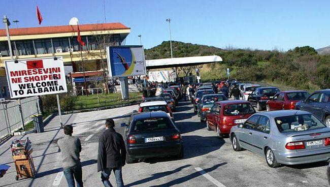 Ξεκίνησε η εφαρμογή της συνθήκης Σένγκεν στην Κακαβιά, διαμαρτύρονται οι Αλβανοί !! ΕΠΙΤΕΛΟΥΣ!!!
