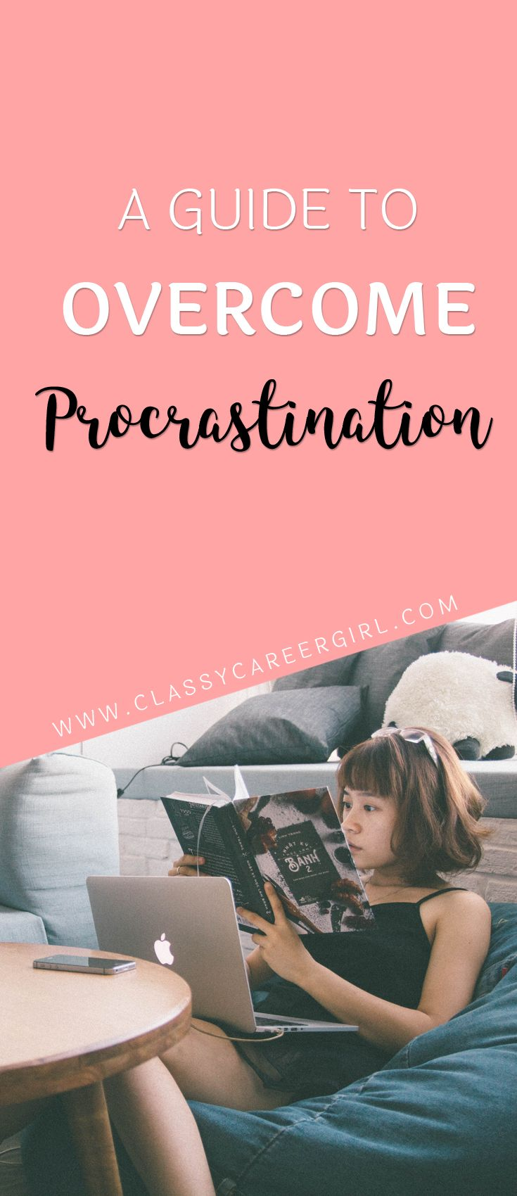 A Guide To Overcoming Procrastination  Procrastination can have a detrimental effect on our success. We all do it, but sometimes people do way too much of it. How can you actually start on that project you've been meaning to start but keep putting off? Of course, it is students who have the most familiar procrastination roadmap because of all the assignments they need to do throughout college, but throughout our lives, we are constantly delaying getting things done because of…