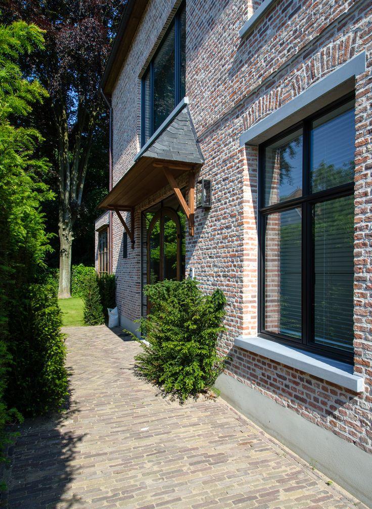 209 beste afbeeldingen over vlassak architects projects op pinterest ramen voordeuren en - Architectuur renovatie ...