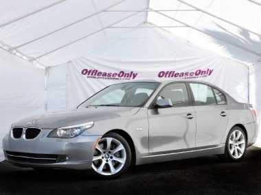 BMW 5 Series 535i 2008 Turbocharged I6 30L 182