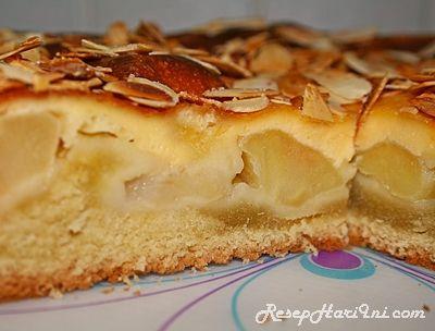 Resep Bolu Apel Tenggelam Jerman dan Cara Membuat Versunkener Apfelkuchen Recipes Lengkap Olahan Cake Apel Serta Resep Bolu Apel Panggang Dan Bolu Jerman
