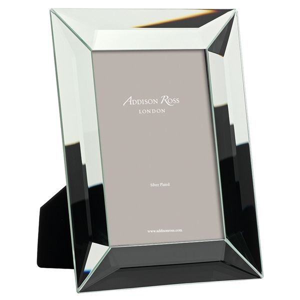 8x10 Double Bevel Mirror Frame