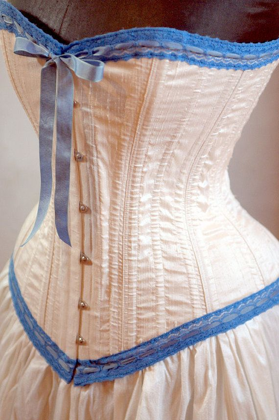 292 best corsets tight lacing drool worthy images on for Wedding dress corset bra