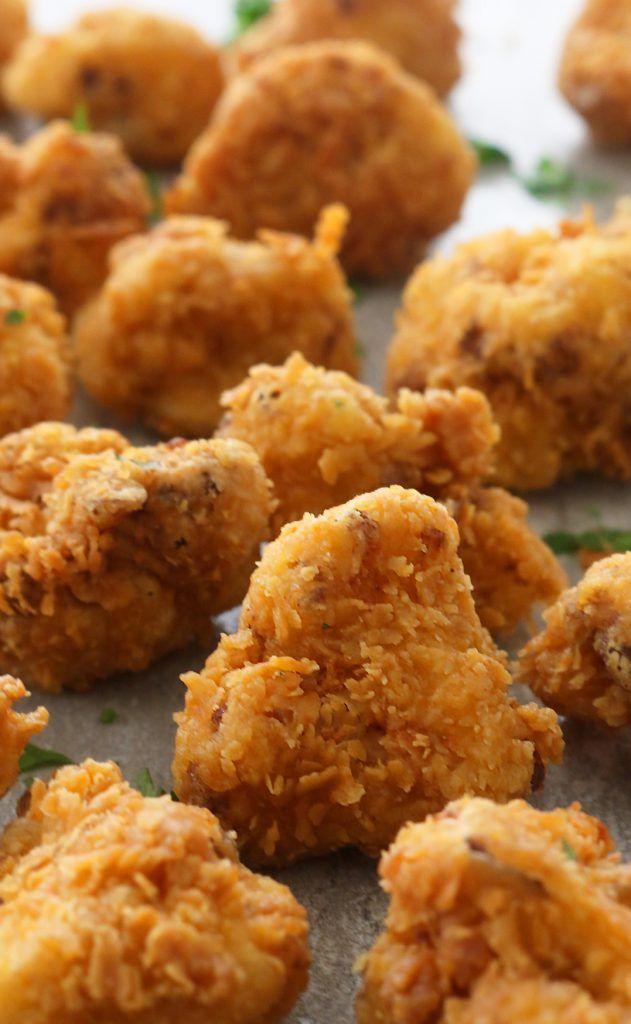 Best 25 deep fried cauliflower ideas on pinterest oven for Table 52 buttermilk fried chicken recipe