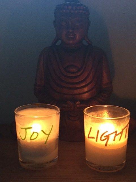 Light Joy Candles