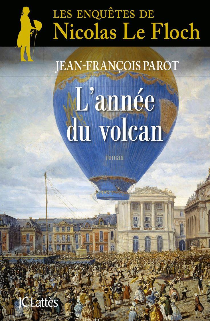 L'année du volcan / Jean-François Parot