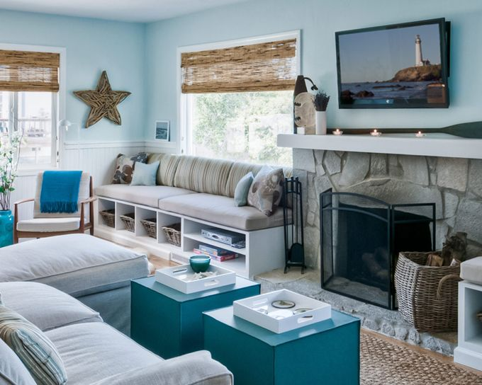 House of Turquoise: Sabrina Alfin Interiors