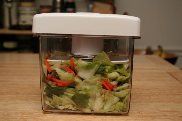 i eat food » Japanese Pickles (Tsukemono): Hakata-Style Cabbage Pickle