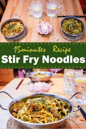 Stir Fry Noodles. Amazing comfort food and this recipe is so easy to make. Stir fry noodles is one of my favorite Chinese takeaway food! You do not need supermarket flavor pack, sauce can be easily made and it will taste much better.