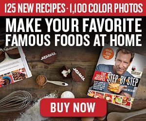 Make Your Favorite Famous Foods at Home