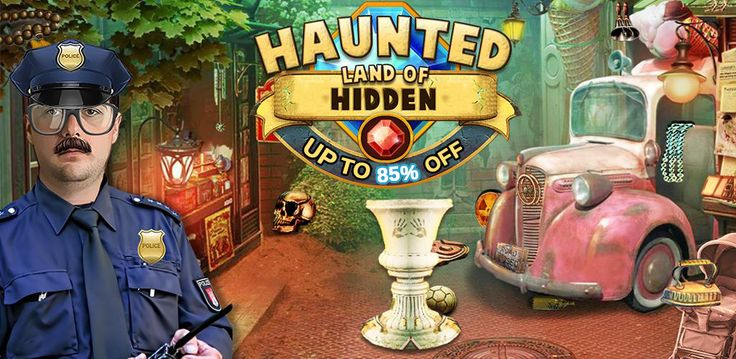 #HiddenObjectGameSourcecode If you've ever wanted to own #HiddenGame then Haunted Land Of Hidden Objects is the #GameTemplate for you. Customize it now and start to #Earn Today.