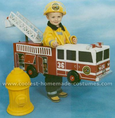 Firefighter costume...she would be over the moon excited.