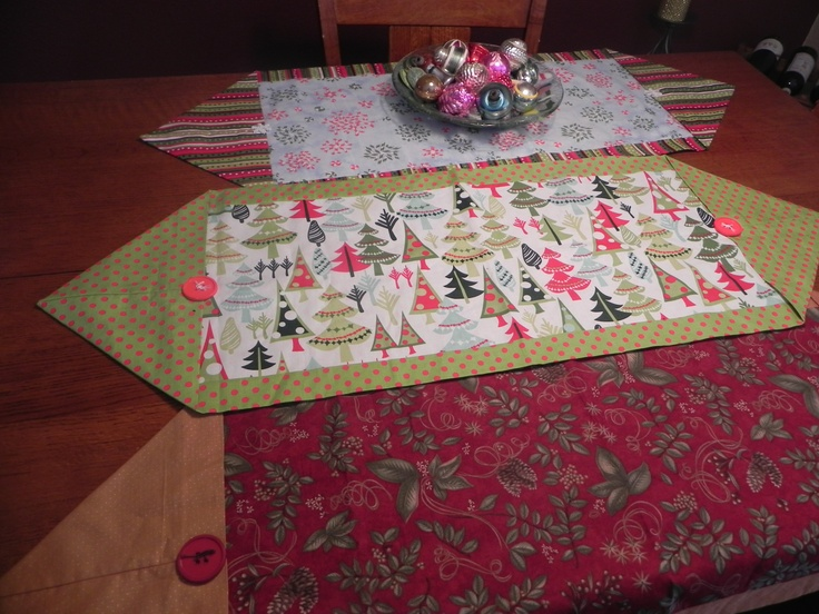 10 minute table runner 1 2 yd for the back 1 3 yd for for 10 minute table runner