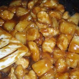 Easy Pineapple Chicken: Ingredients, Dinner, Hand, Pineapple Chicken It, Add Pineapple, Pineapple Chicken Recipes, Quick, Easy Pineapple, Bigoven Recipe