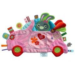 Holiday-Πανάκι δραστηριοτήτων - Αμάξι ροζ