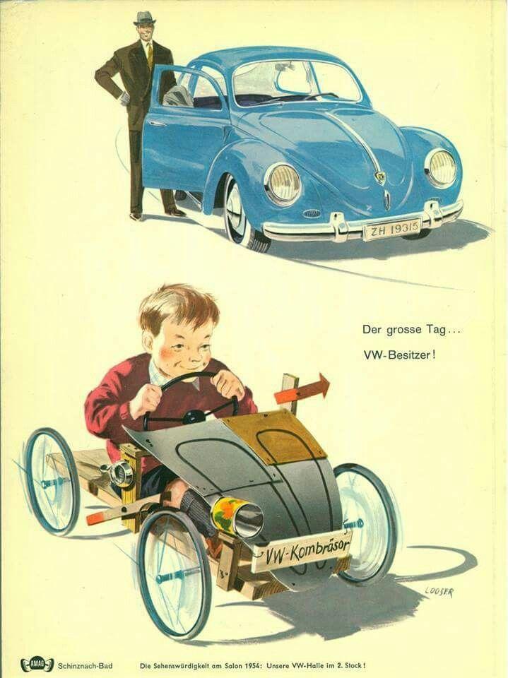 The 170 best cars from germany images on pinterest vw beetles vw vw vans vw camper vans vw volkswagen car posters vintage ads car illustration pedal car vw beetles super car fandeluxe Images