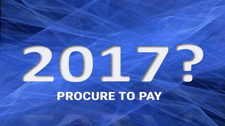 "Procure to Pay in 2017- In today's competitive world, landing on the peak of success is ""must"" for every procurement business and to reach that stage, it is imperative to take advantage of the available technology and stay update in the procurement field. Since from the inception procurement has seen so many changes down the line and Procure to Pay (P2P) is no exception."