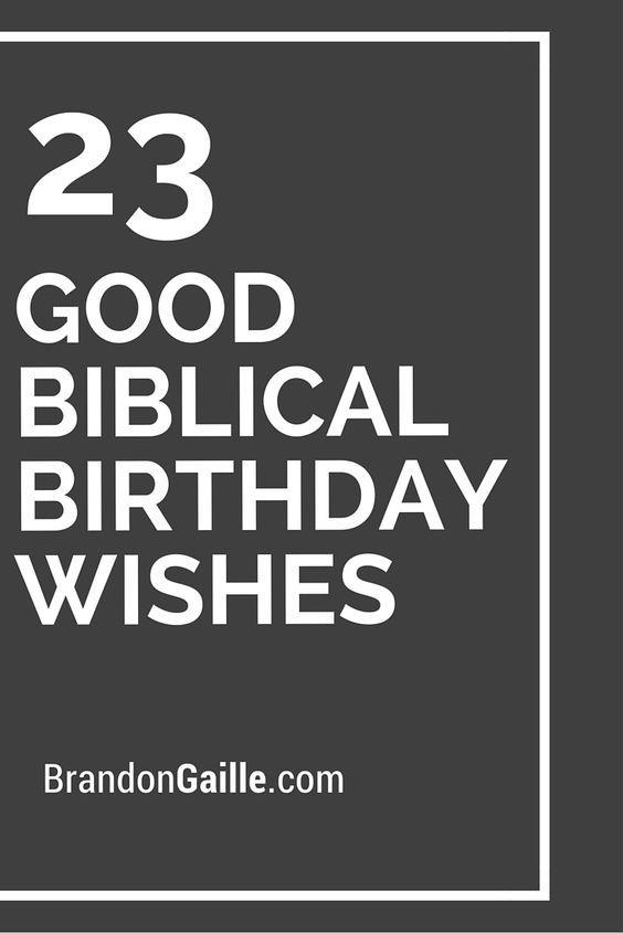 Best 25 Christian Birthday Wishes Ideas On Pinterest