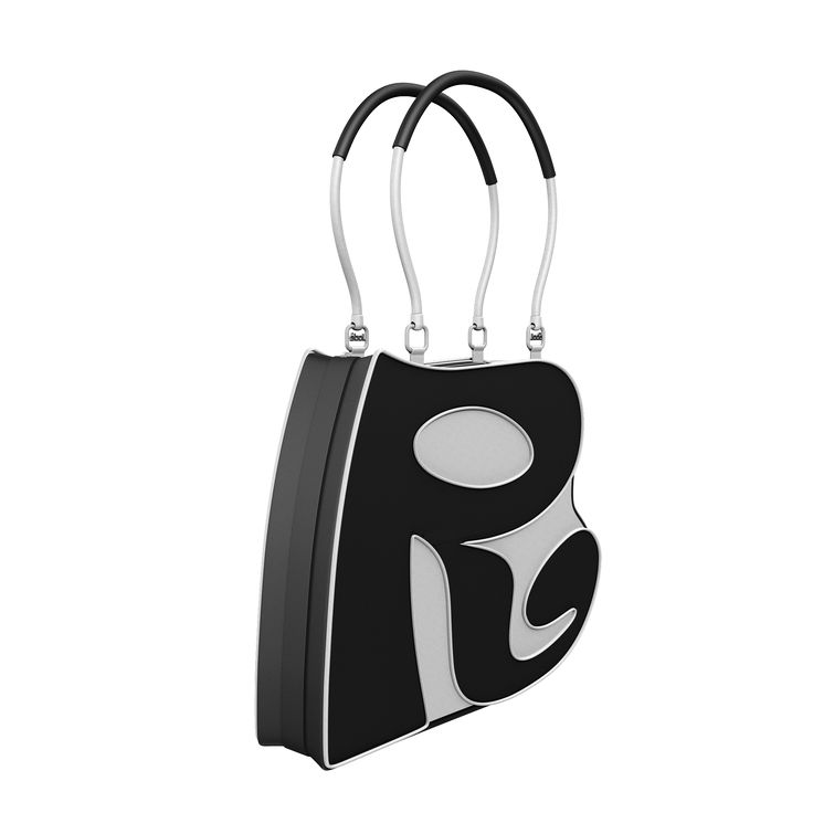 From an Idea starts a patent: An Alphanumeric bag. A nice bag with your first letters or with your favorite number. You can choose the letter or the number you want and the fancy that you preferred. It will be available for You.