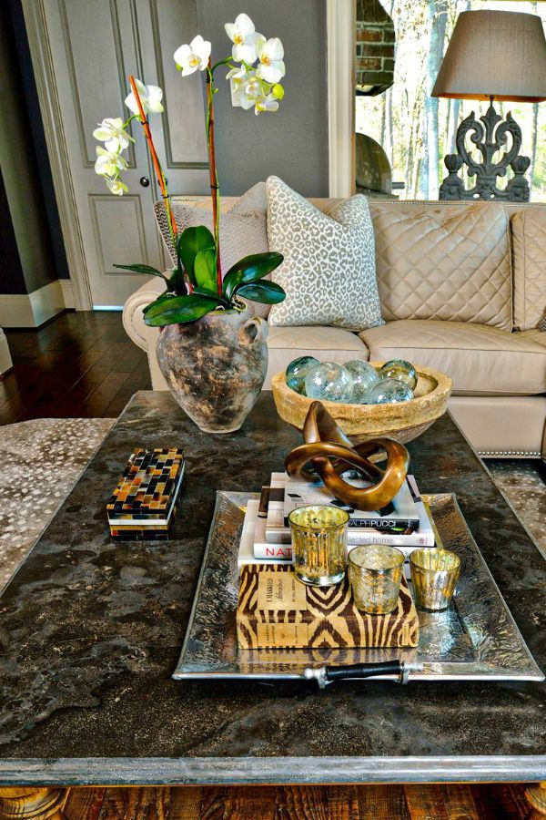 Cool Coffee Table Design Ideas For Living Room Page 45 Of 47 Evelyn S World My Dreams My Colors And My Life Decorating Coffee Tables Coffee Table Table Top Decor