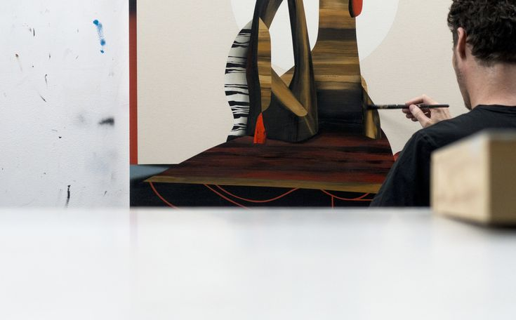 """Previews: YESNIK EVAD & Cécile Granier de Cassagnac – """"Subliminal Sanctuary"""" @ Jules Maeght Gallery On February 8th, YESNIK EVAD aka Dave Kinseywill be presenting more work that explores the abstract direction he has taken recently with opening of ... http://drwong.live/weird/previews-yesnik-evad-cecile-granier-de-cassagnac-subliminal-sanctuary-jules-maeght-gallery/"""