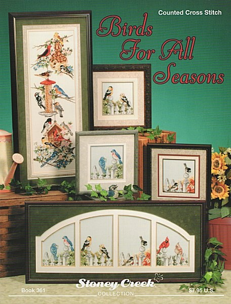 Book 361 Birds for All Seasons - One I want
