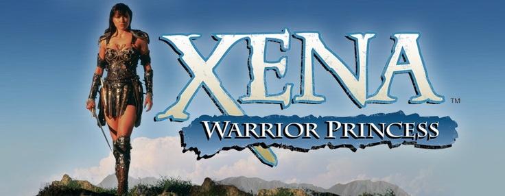 Xena: Warrior Princess (On DVD Disk):