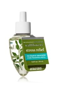 My daughter loves this in her room, it calms her down when it's time for bed.  Bath and Body Works Eucalyptus Spearmint