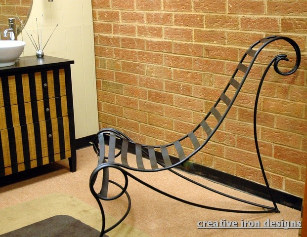 Awesome Iron chair...