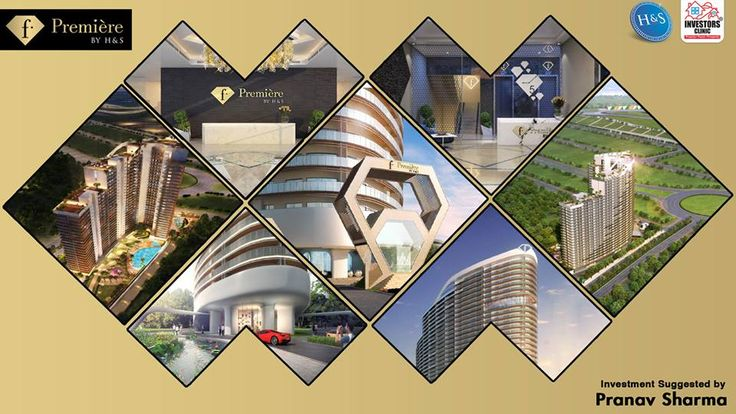 With fashion in its heart and soul, f-premiere features the signature 'Diamond' right at the entrance, alluring double height lobbies, designer elevators, an exclusive sky lounge and a fully loaded club house with a grand swimming pool.  #realestate #housing #luxury #Noida