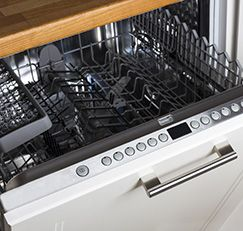 If the smells emanating from your dishwasher have been a little on the foul side lately, here's what to do…