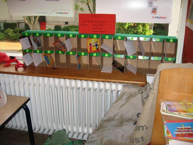 Themahoek Postkantoor 03 Nutsschool Maastricht