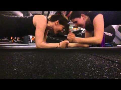 Variaties leuker dan de plank uitdaging - Stoere Vrouwen Sporten