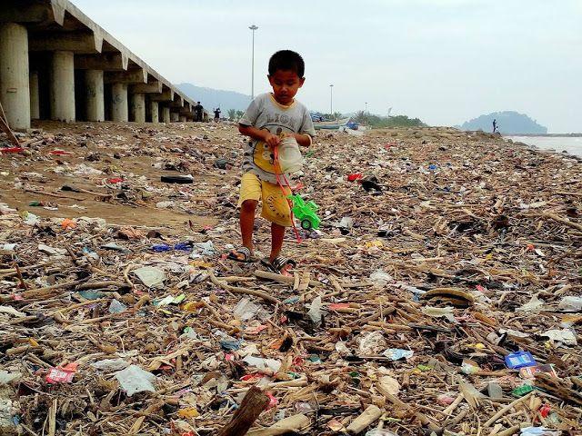 Tekanan Wisata Bahari oleh Sampah, Ancaman Nyata | Divemanajemen