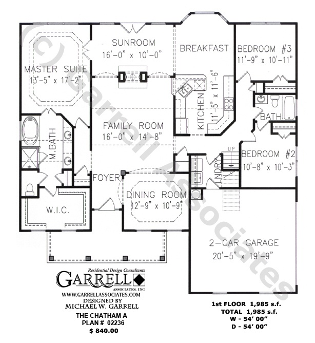 53 best House plans - One Story images on Pinterest | House floor ...