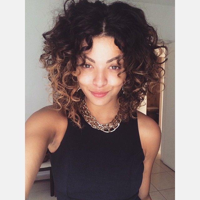 2º Day After e eu escolhi cabelo partidinho no meio, tipo Beyonce bom dia! #Padgram