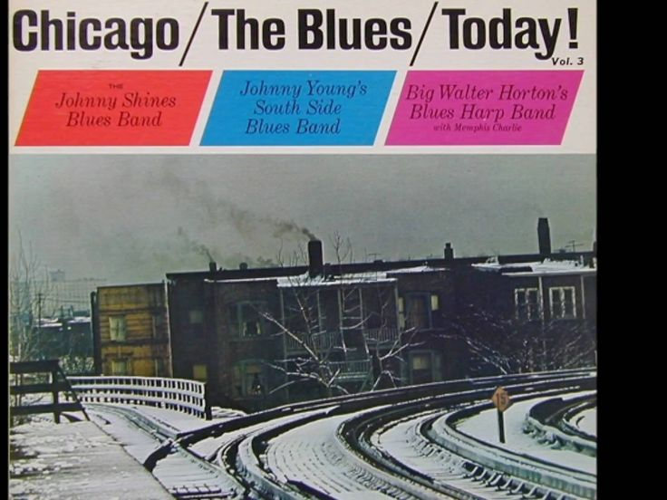 Johnny Shines -- Black Spider Blues (Big Walter Horton on Harp)