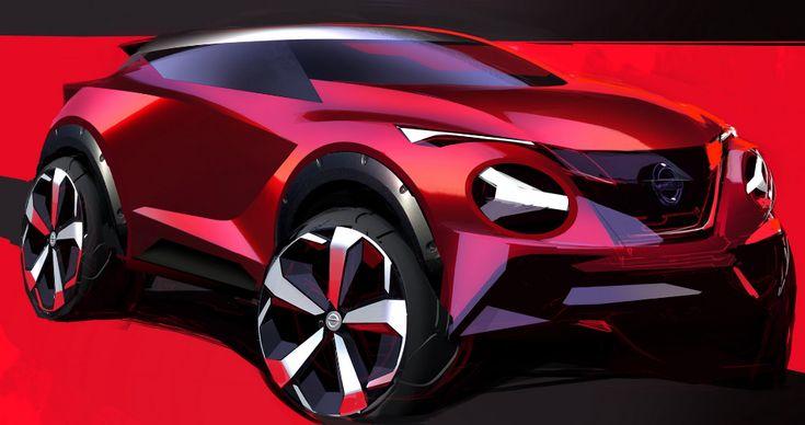 Werfen Sie einen genaueren Blick auf den 2020 Nissan Juke In 141 Bildern   – Automotive Design