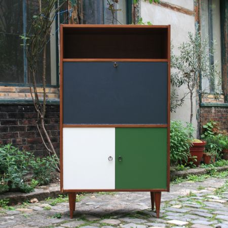 meer dan 1000 ideeën over bureau amovible op pinterest - Meuble Secretaire Design