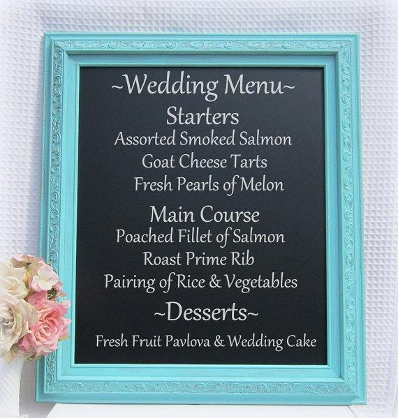 SPRING WEDDING DECOR Rustic Wedding Robin's Egg by RevivedVintage, $126.00