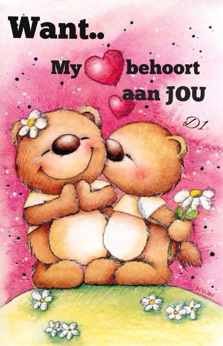 My hart behoort aan jou ..