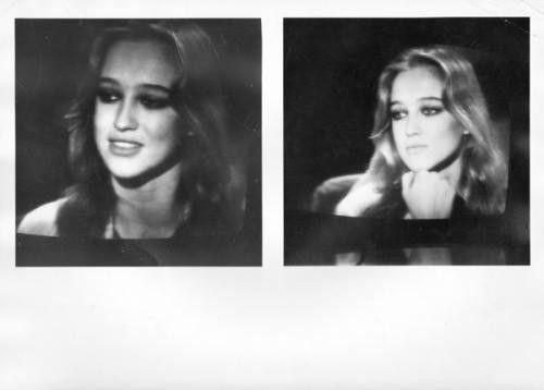 senza titolo (Eleonora Giorgi), anni settanta Mario Schifano