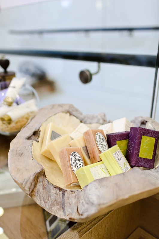 Collection on imported scented hand soaps from Arran Aromatics, from Scotland. Enter to win a $300 #NottingHill gift card theprov.in/notting contest #contest